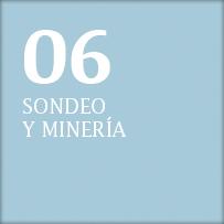 Sondeo y minería